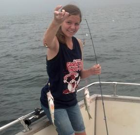 Lake Erie Fishing Charters Marblehead Port Clinton